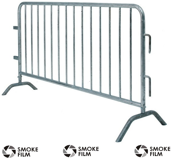 barierka lekka smoke